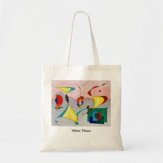 Design by Viktor Tilson Tote Bag