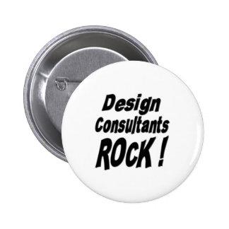 Design Consultants Rock! Button