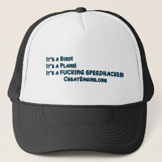 Design Contest #1 - Winner Trucker Hat