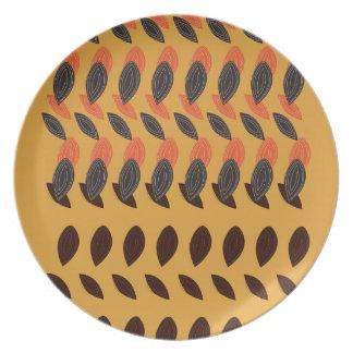 Design eco beans plate