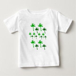Design eco bio palms baby T-Shirt