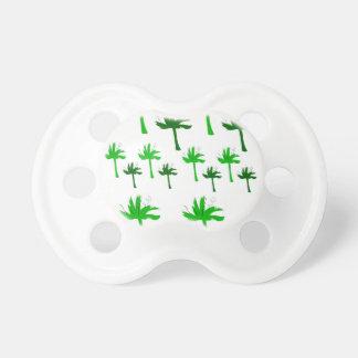 Design eco bio palms pacifier