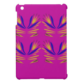 Design elemements  Folk ethno Pink iPad Mini Cover