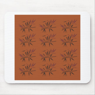 Design elements Bamboo Ethno ECO Mouse Pad