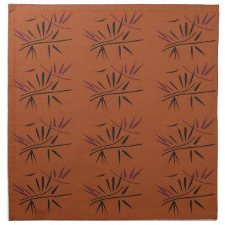 Design elements Bamboo Ethno ECO Napkin