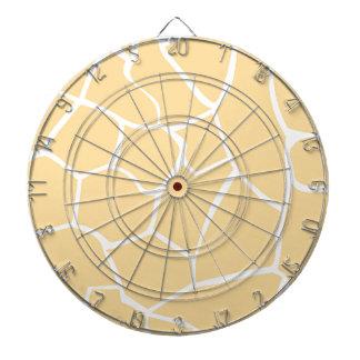Design elements beige dartboard