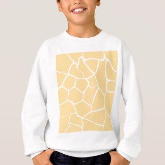 Design elements beige sweatshirt