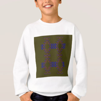 Design elements bio ethno sweatshirt