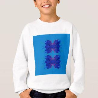Design elements blue sweatshirt