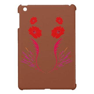 Design elements brown eco iPad mini cover
