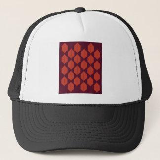 Design elements choco ethno trucker hat