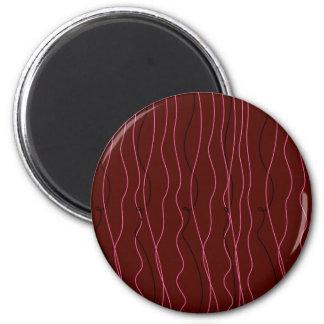 Design elements Chocolate Magnet