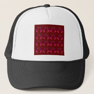 Design elements Chocolate Trucker Hat