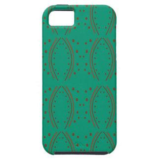 Design elements eco green iPhone 5 case