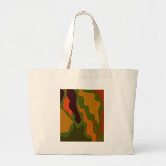 Design elements ethno large tote bag