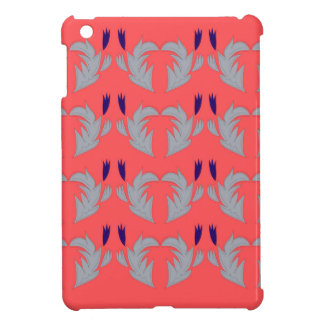 DESIGN ELEMENTS ETHNO PINK SILVER iPad MINI COVER
