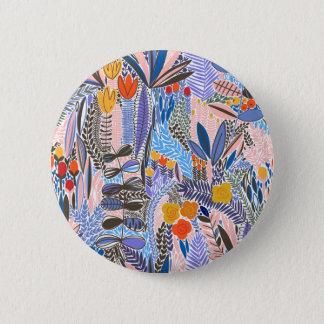 Design elements exotic 2 inch round button