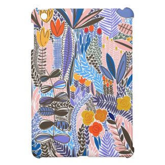 Design elements exotic cover for the iPad mini