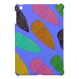 Design elements exotic leaves case for the iPad mini