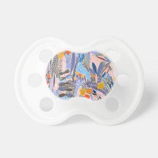 Design elements exotic pacifier