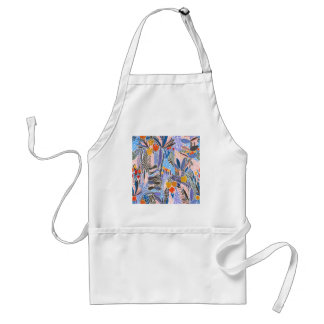 Design elements exotic standard apron