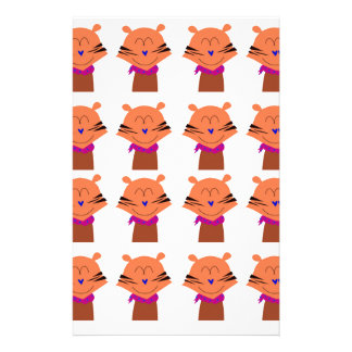 Design elements  Foxes kids edition Stationery