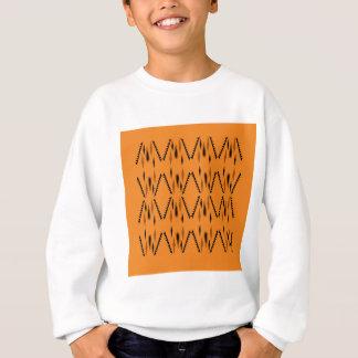Design elements gold golden sweatshirt