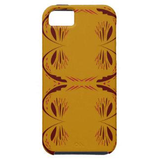 Design elements Gold iPhone 5 Case