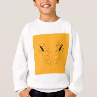 Design elements gold sweatshirt