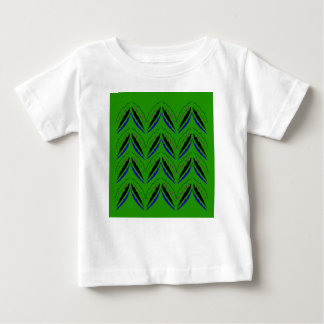 Design elements green eco baby T-Shirt