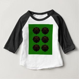 Design elements green Eco black Baby T-Shirt