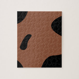 Design elements milk jigsaw puzzle