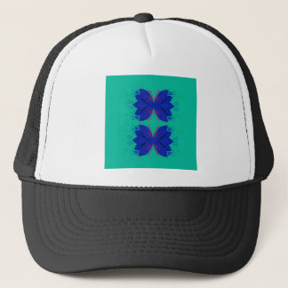 Design elements Mint Blue Trucker Hat