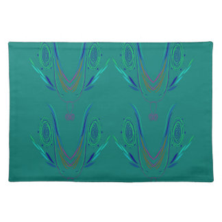 Design elements nordic Green Placemat