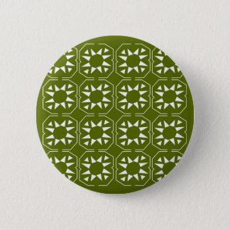 Design elements olives Ethno 2 Inch Round Button
