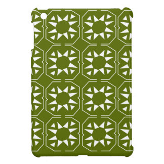 Design elements olives Ethno Cover For The iPad Mini