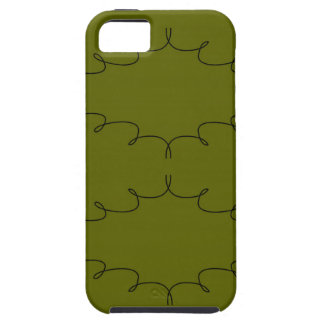 Design elements olives iPhone 5 case