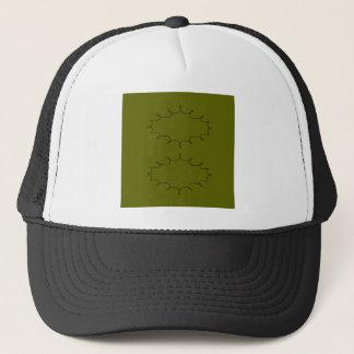 Design elements olives trucker hat