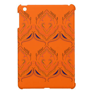 Design elements Orange iPad Mini Cover