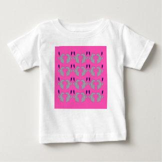 Design elements pink baby T-Shirt