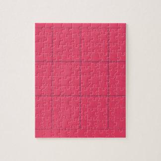Design elements pink zig zag jigsaw puzzle