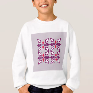 Design elements silver sweatshirt