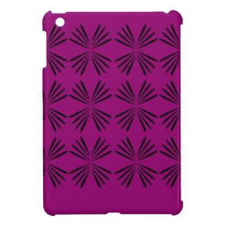 Design elements wine black case for the iPad mini