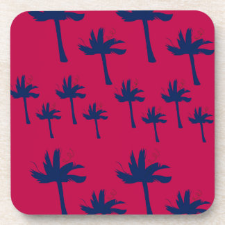 Design ethnic Palms Coaster