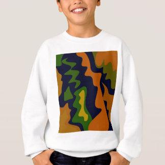 Design ethno elements sweatshirt