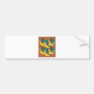 Design exotic Bananas Bumper Sticker