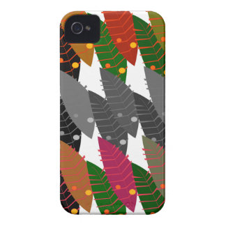 Design exotic Leaves Case-Mate iPhone 4 Case