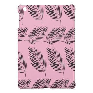Design exotic leaves iPad mini case