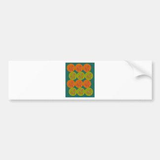 Design exotic lemons bumper sticker