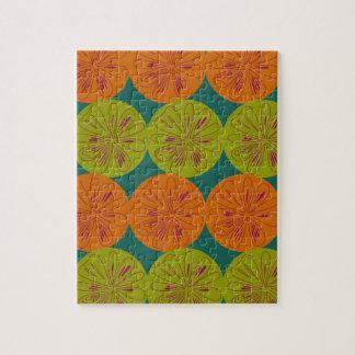 Design exotic lemons jigsaw puzzle
